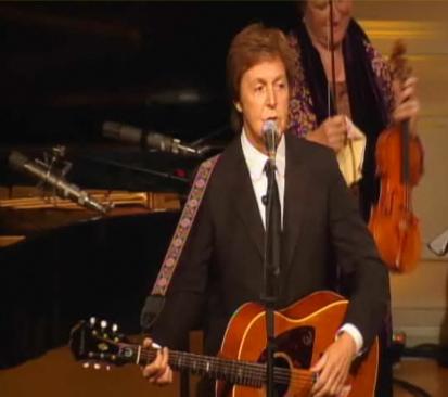 Paul McCartney - White House