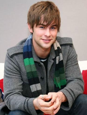 Chace Crawford - Gap Ad