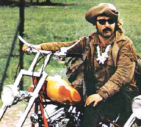 Dennis Hopper in Easy Rider