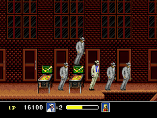 Michael Jackson Moonwalker Game
