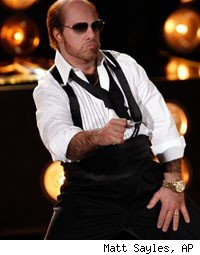 Tom Cruise as Les Grossman