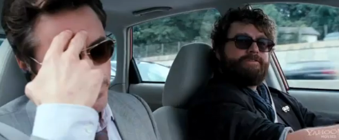 'Due Date' Trailer With Robert Downey Jr. And Zack Galifianakis