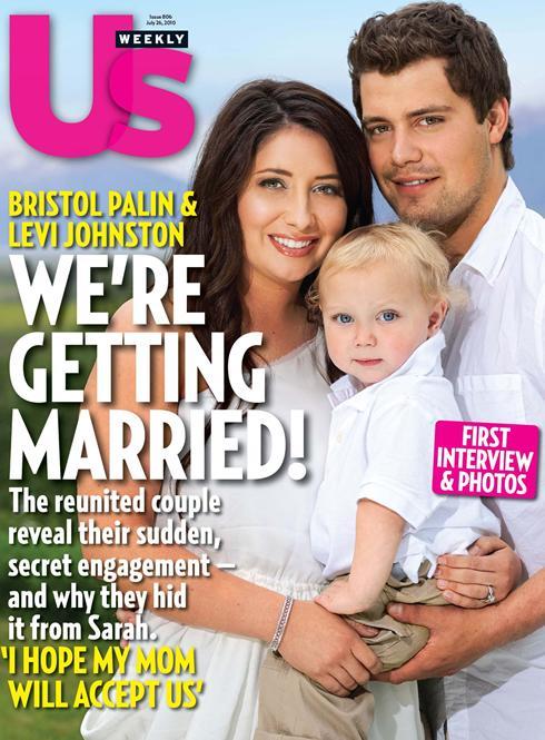 Levi Johnston Bristol Palin Engaged