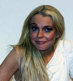 Lindsay Lohan Ungaro Picture