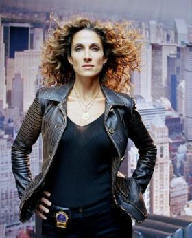 Melina Leaves CSI NY