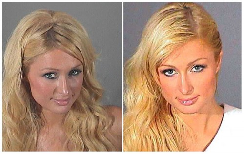 Paris-Hilton-Arrested