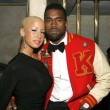 Kanye West And Amber Rose Call It Quits