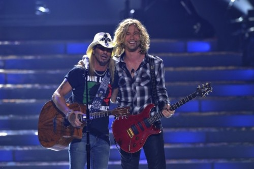 Bret Michaels On American Idol