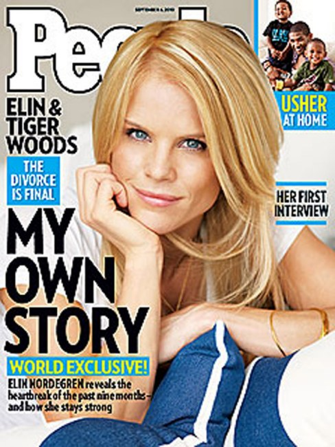 Elin Nordegren Finally Opens Up About Divorce