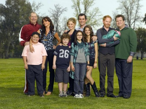 Modern Family Emmy Nomination