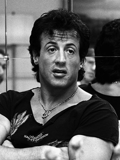 Sylvester Stallone Fan Arrested For Stalking