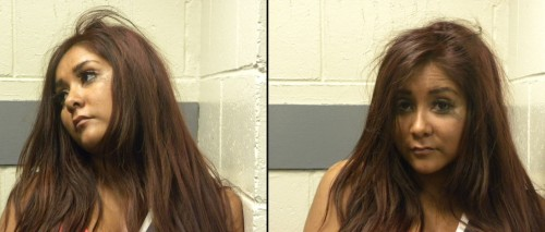Snooki Mugshot Photos