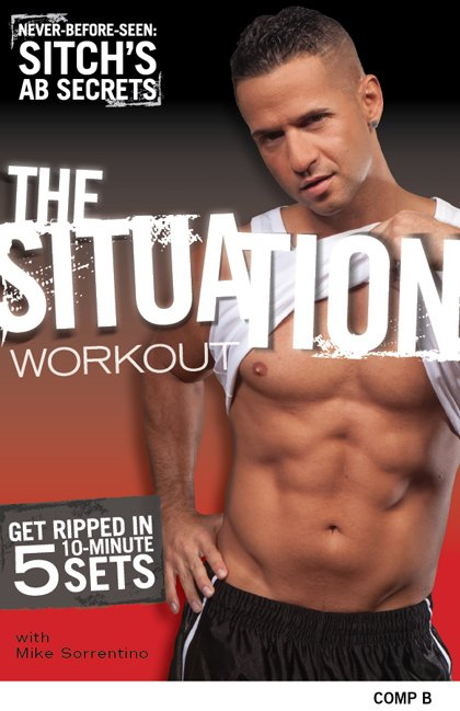 The Situation Workdout DVD