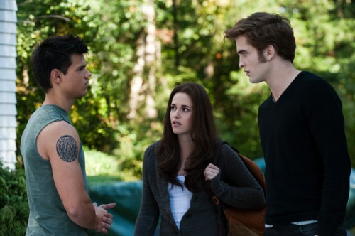 Twilight: Breaking Dawn Part 1 and 2 Release Dates Announced