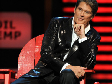 Roast Of David Hasselhoff Brings In Huge Viewer Numbers