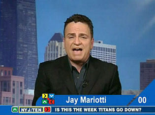 Jay Mariotti Arrest