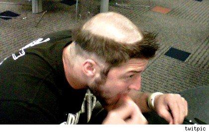 Tim Tebow Haircut