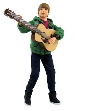 Justin Bieber Doll Photo