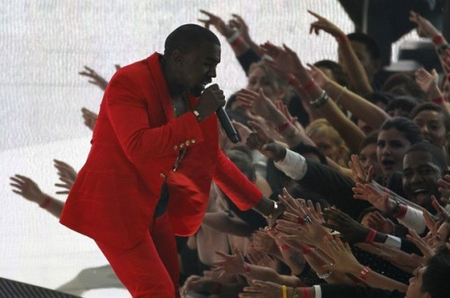 Kanye West Runaway Performance at MTV VMA's