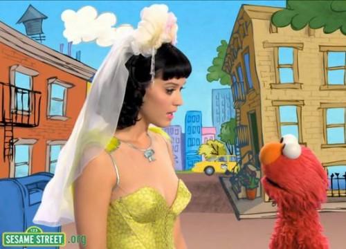 Katy Perry Sesame Street Ban