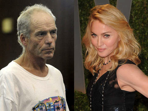 Madonna Stalker Robert Linhart Arrested