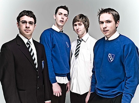 The Inbetweeners On MTV