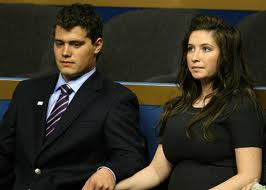 Bristol Palin and Levi Johnston