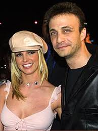Larry Rudolph with Britney Spears