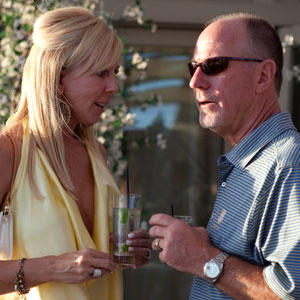 Vicki And Donn Gunvalson File for Divorce