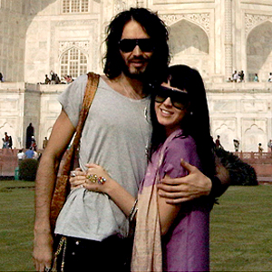 Russell Brand and Katy Perry - Married in India