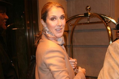 Celine Dion Hospitalized