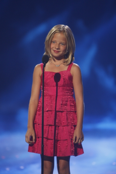 Jackie Evancho America's Got Talent