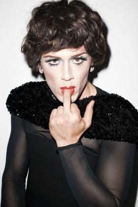 James-Franco Transvestite