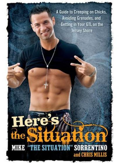 "Mike Sorrentino ""Here's The Situation"" Book"