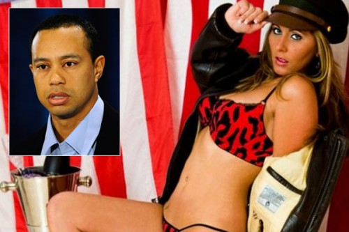 Devon St. James Is Shopping A Tiger Woods Sex Tape