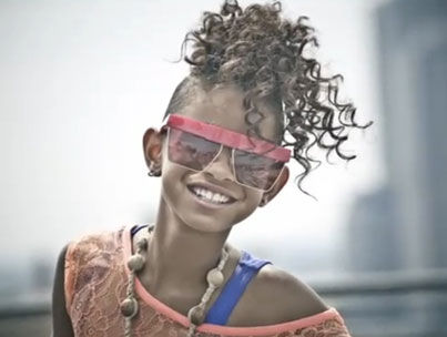 "Featured image for Willow Smith Debuts Video For ""Whip My Hair"""