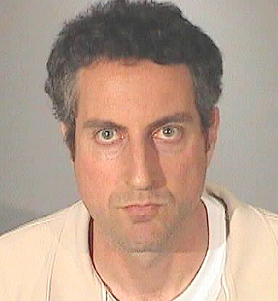 Howard K Stern Mugshot