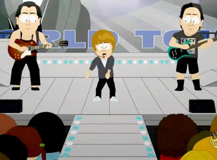 South Park Kills Justin Bieber