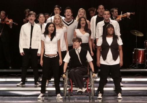 Glee TV Series Cast