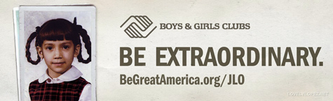 Featured image for Jennifer Lopez Named Boys & Girls Club Of America Spokeswoman