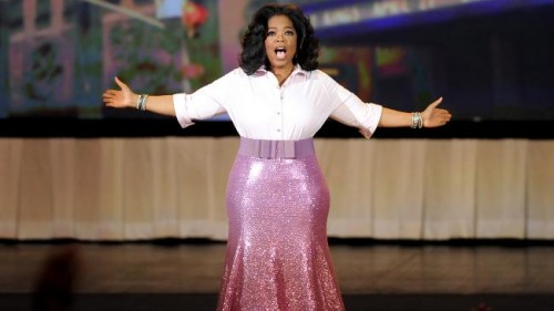 Oprah Tops List Of Highest Paid Female In Hollywood