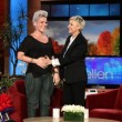 Pink Confirms Pregnancy On 'Ellen'