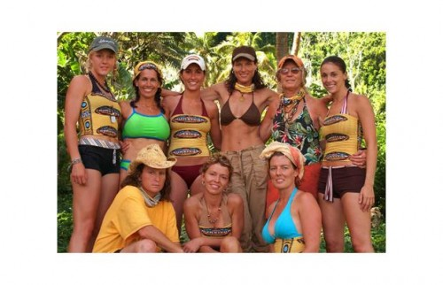 Survivor Cast