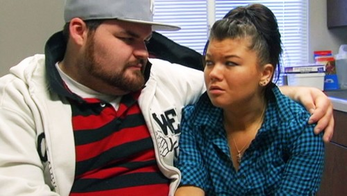 Amber and Garry - Teen Mom Couple - Split Up