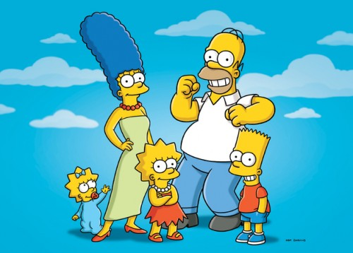 The Simpsons - Fox TV - Animated Series