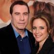 Kelly Preston Goes Into Labor, John Travolta Makes Mad Private Jet Dash Back Home