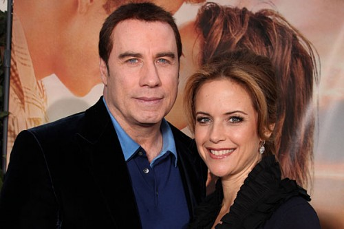 Kelly Preston Goes Into Labor, John Travolta Makes Mad Private Jet Dash Back Home
