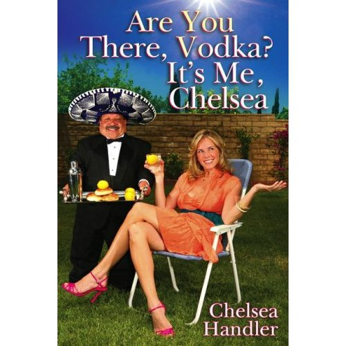 Chelsea Handler Book Into TV Series