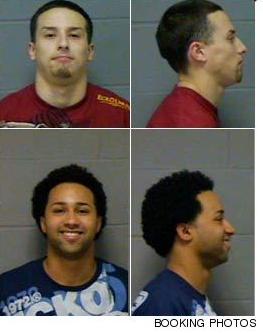 50 Cent Burglar Mugshots