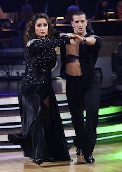 Bristol Palin Dancing